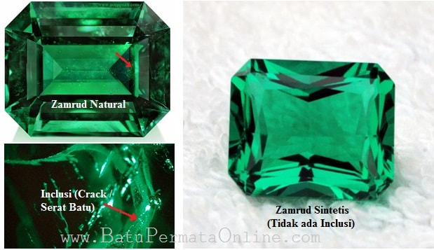 Emerald Natural and Synthetic