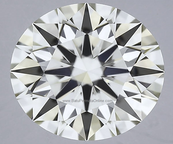 Diamond Code: D008R; 0.08 carat; 2.9 x 2.7 x 3.0 mm; Price: USD $ 70