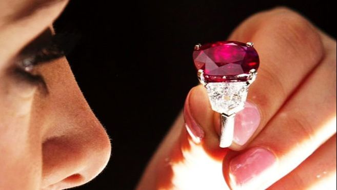 Ruby's Most Expensive in the World