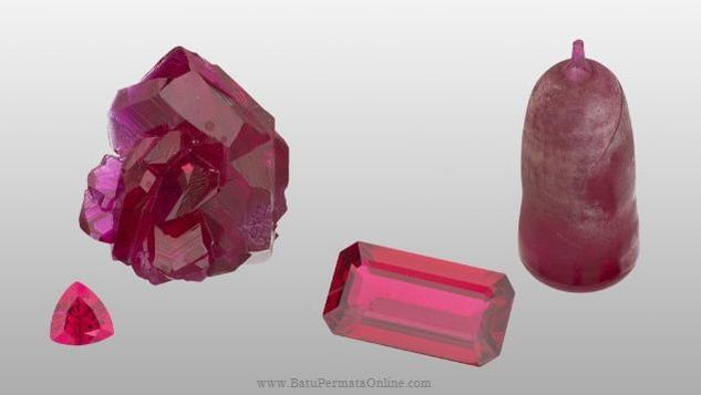 Ruby Synthetic